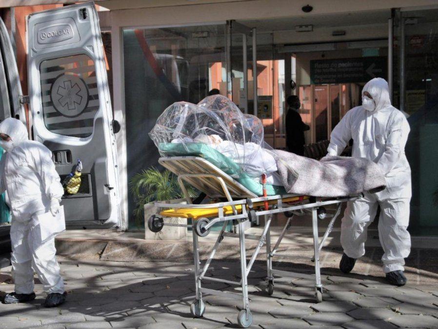 En Córdoba ya murieron 5.000 personas por coronavirus