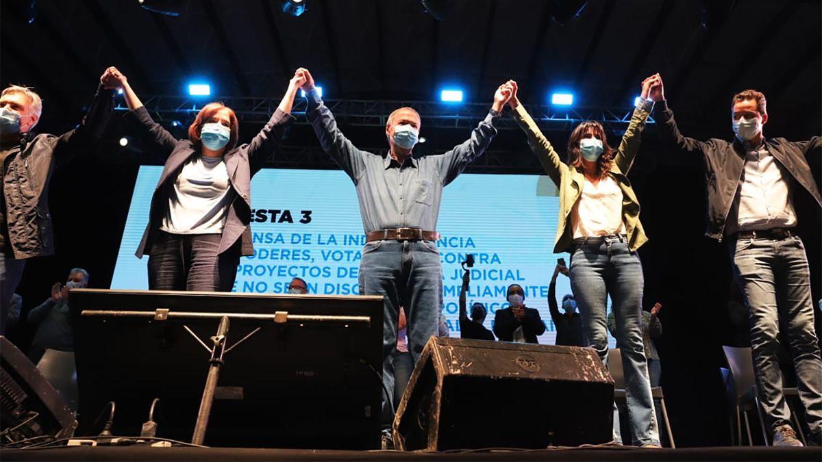 Hacemos por Córdoba lanzó su campaña con 20 propuestas