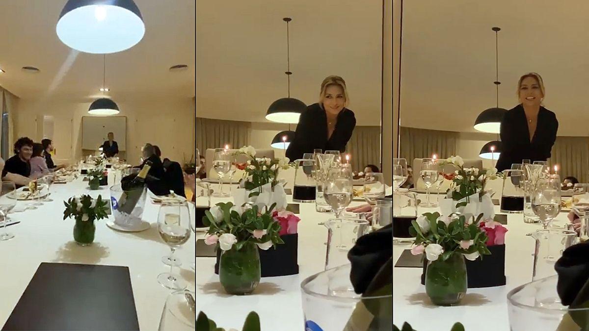Difunden videos del festejo de cumpleaños de Fabiola en Olivos.