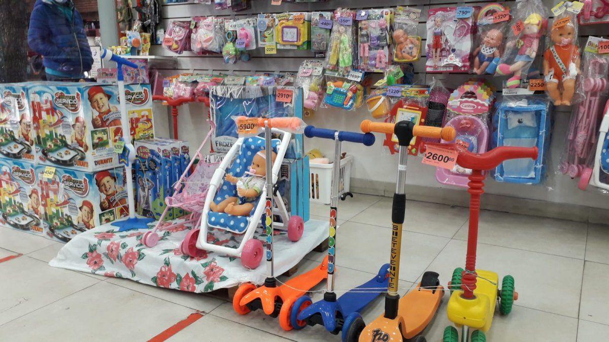 Cómo están las ventas por el Día de las Infancias