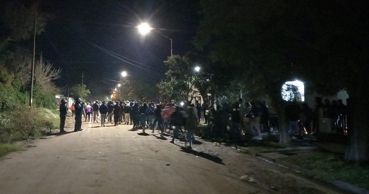 Córdoba: desactivan fiesta clandestina con unas 250 personas