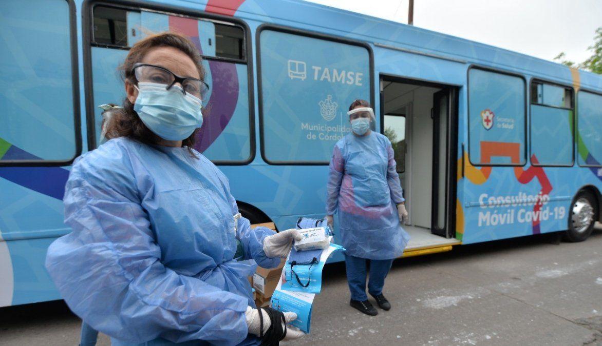 Córdoba superó los 100 casos de contagios con variante Delta