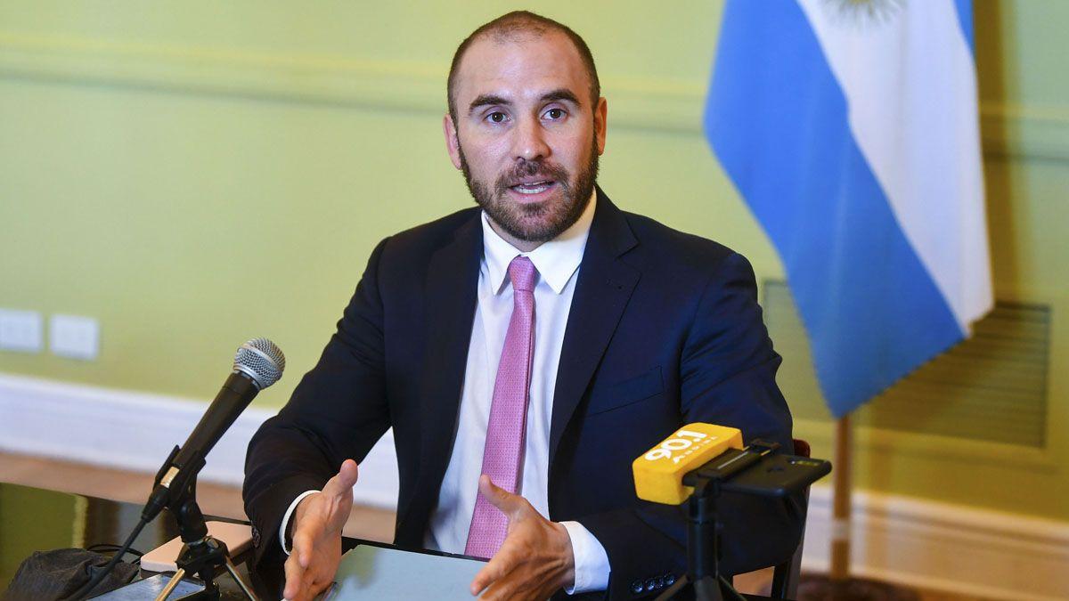 El ministro de Economía