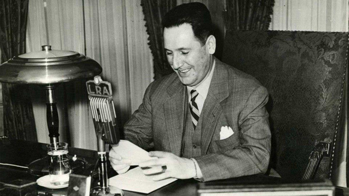 Schiaretti recordó a Perón en el aniversario del fallecimiento