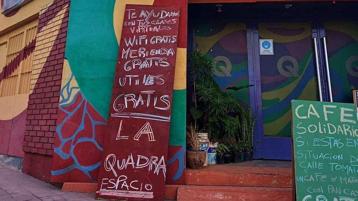 El Centro Cultural y Social La Quadra