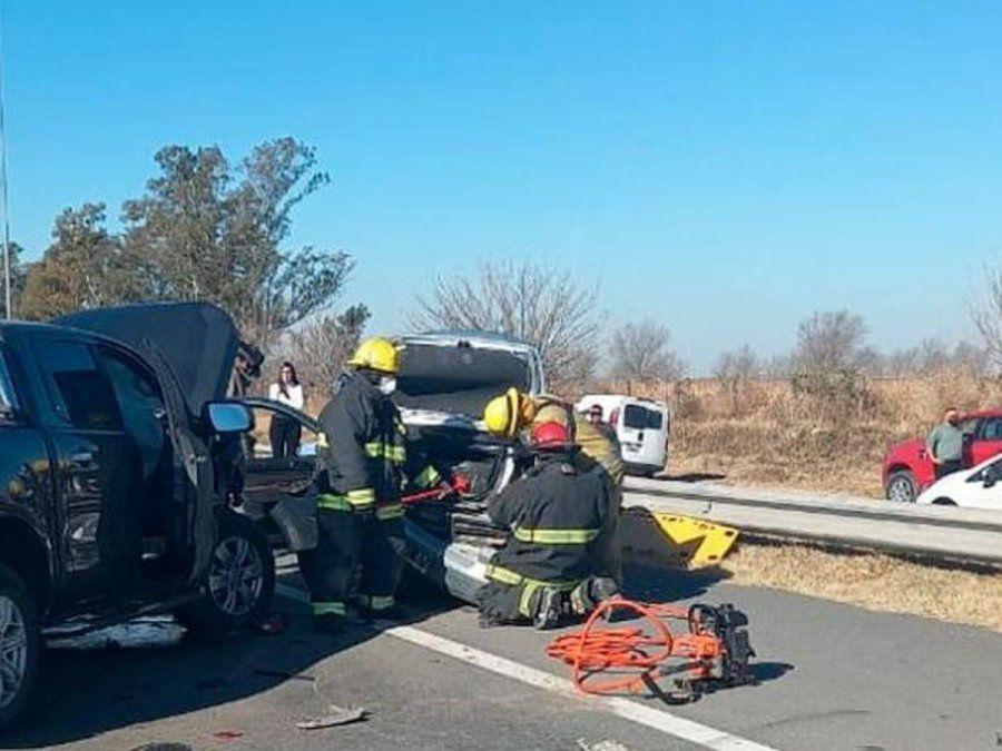 Un nuevo accidente vial se cobró otra víctima fatal esta semana en Córdoba.