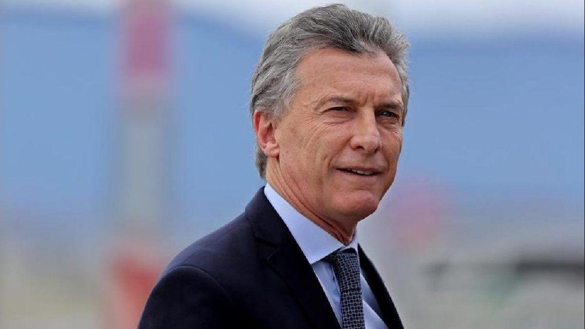 Macri y un nuevo guiño a la lista de Negri y Santos