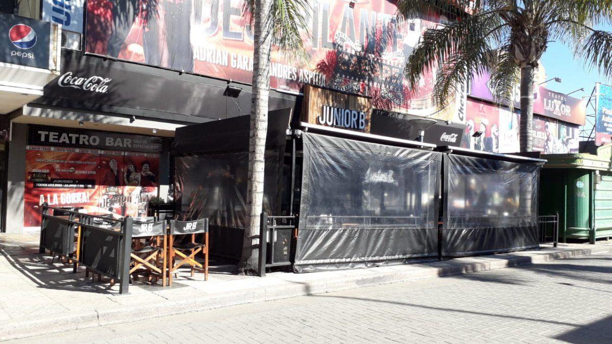 En Villa Carlos Paz confían que el rubro de la gastronomía podrá reactivarse lentamente
