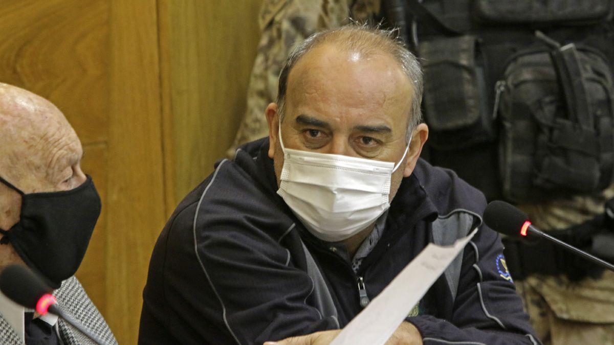 El Pato Cabrera deberá cumplir dos años de prisión efectiva por violencia de género.
