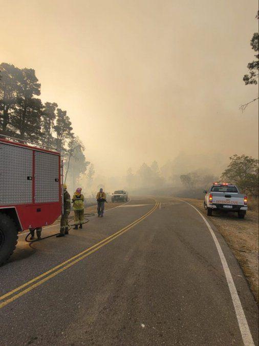 Se quemaron 4.450 hectáreas en Córdoba y continúa el alerta