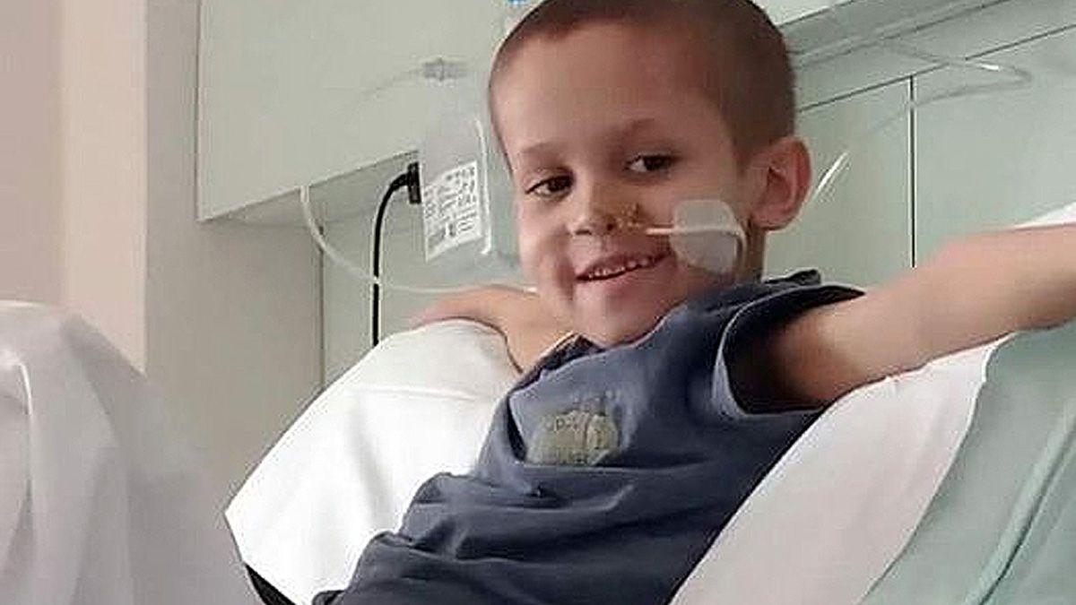 Conmoción: falleció Fede, el niño cordobés que peleaba por su vida