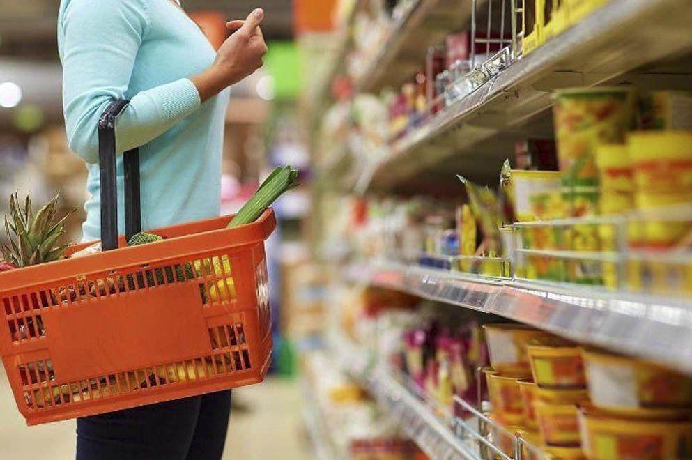 Los precios al consumidor aumentaron 2,5% en julio