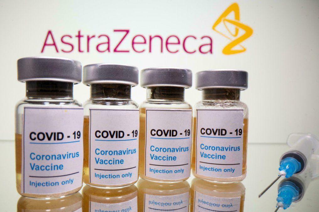 Este sábado llegaron 1.673.000 al país vacunas AstraZeneca