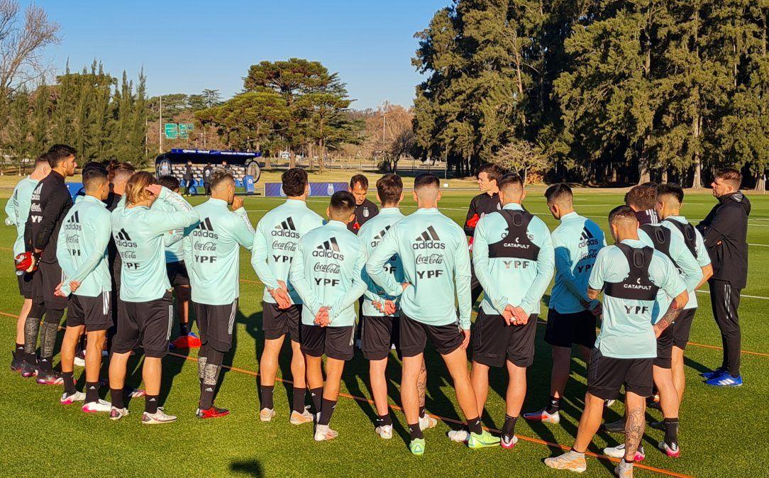 Argentina enfrenta a Australia