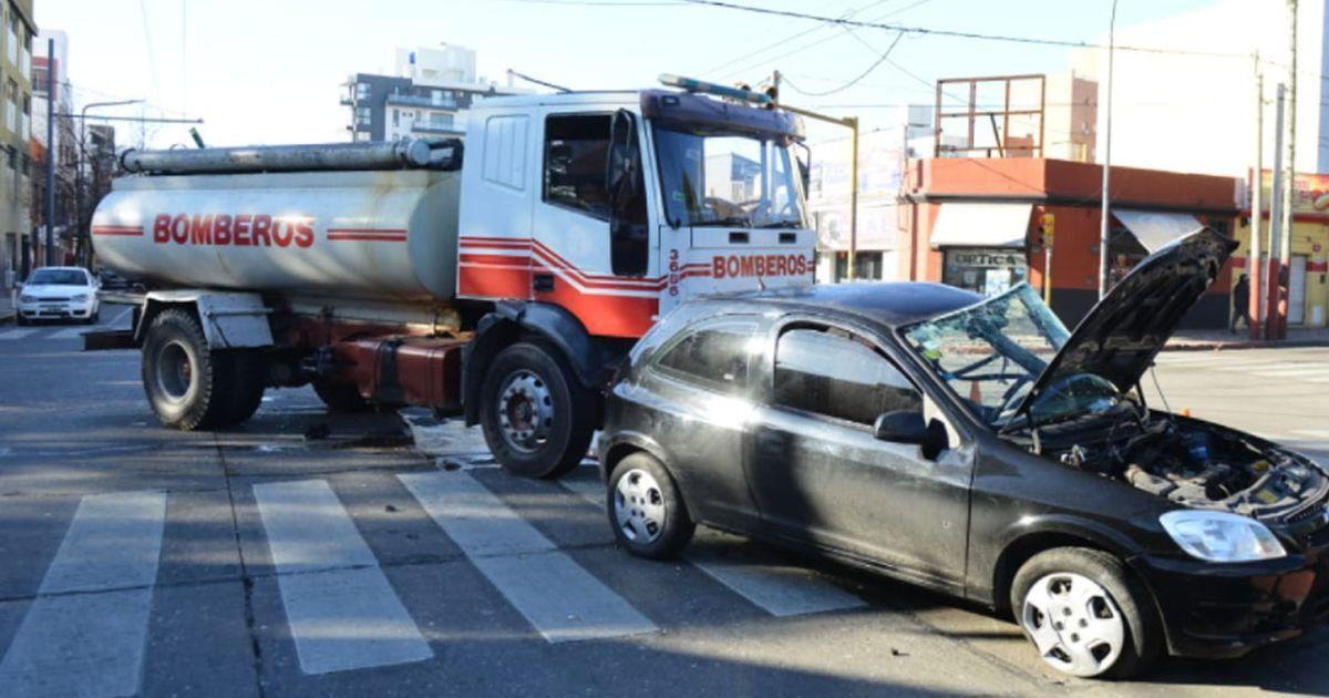 Detuvieron al conductor de la autobomba que chocó y causó una tragedia.