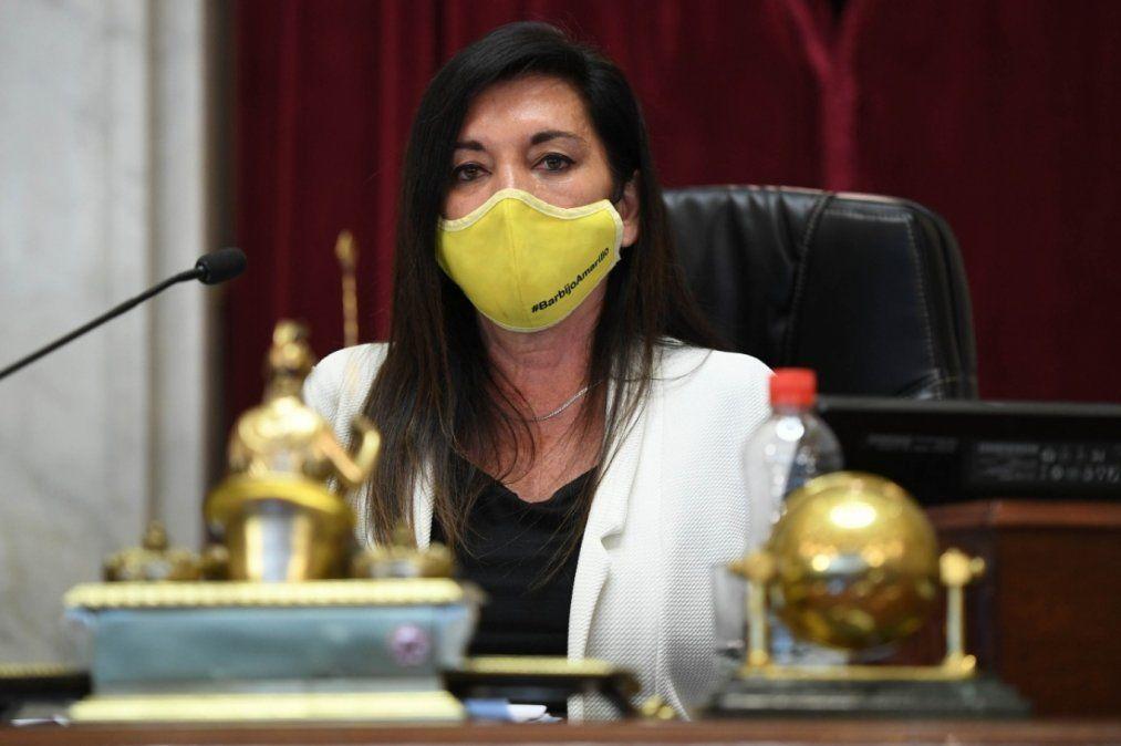 Laura Rodríguez Machado fue la primer política cordobesa en expresarse por los 100 mil muertos por coronavirus.