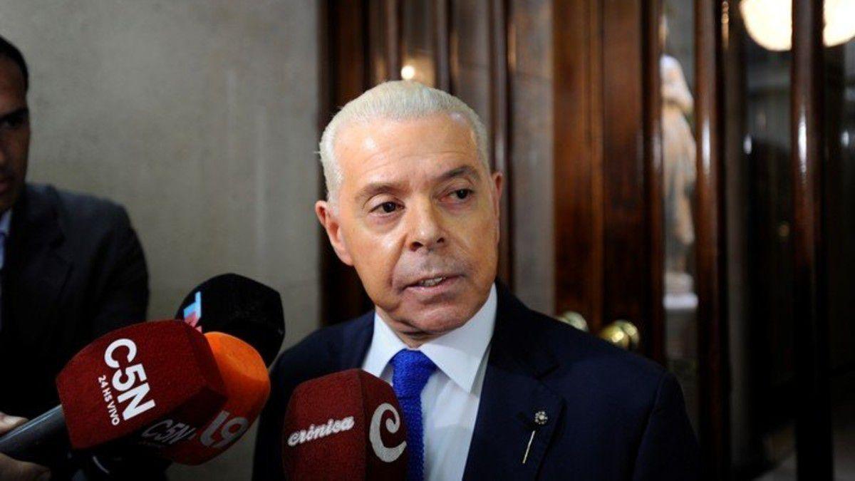 Murió con Covid-19 el exjuez Norberto Oyarbide