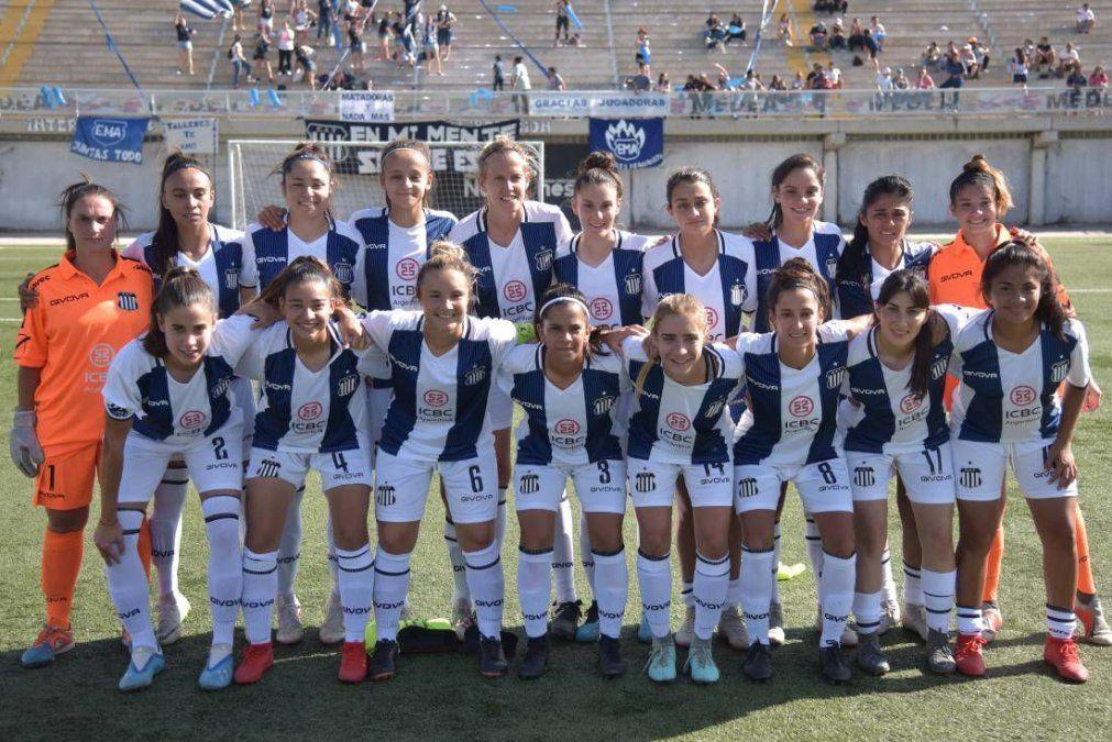 La Liga Cordobesa de Fútbol inhabilitó al equipo femenino de Talleres por tres años