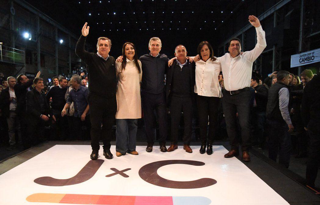 Macri cerró campaña en 2019 en Córdoba. JxC entiende que Córdoba es un distrito clave.