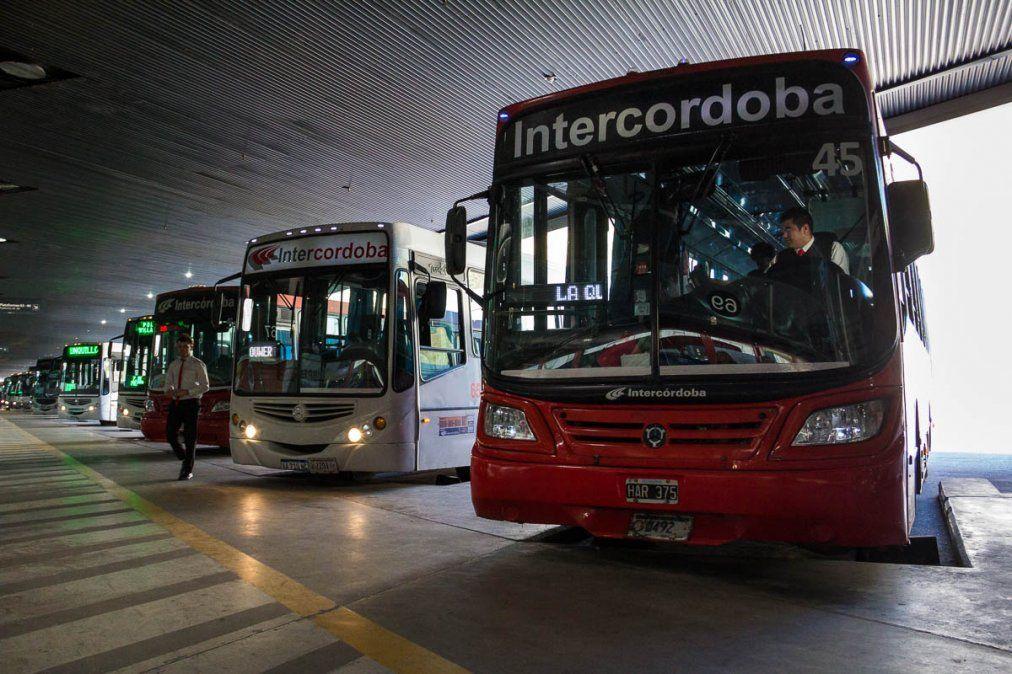 El transporte interurbano será gratuito el 12 de septiembre