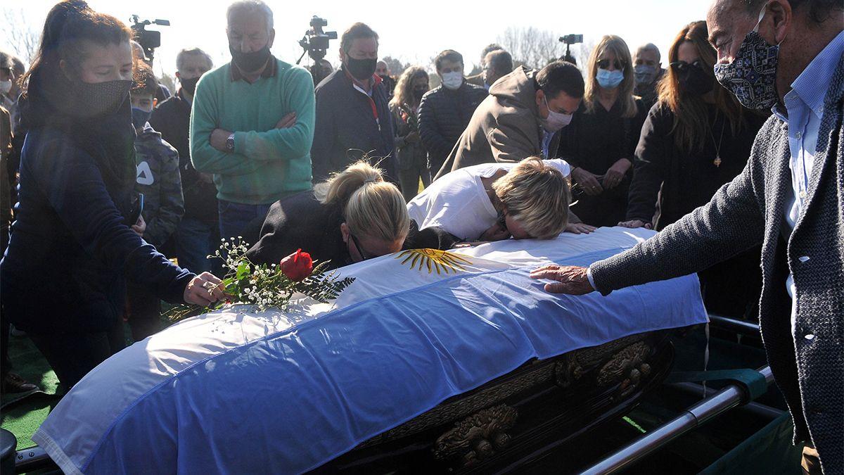 El Último adiós a Carlos Reutemann