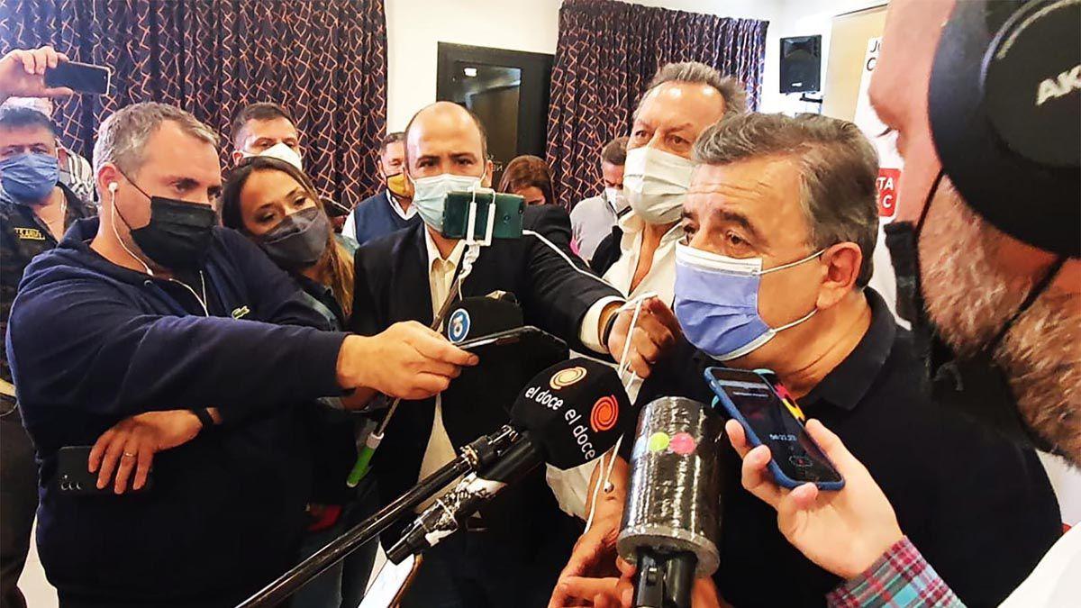 La oposición va a defender las instituciones;no va a empujar a nadie