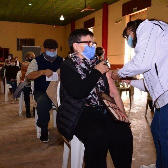 Córdoba: ya se aplicaron más de 2.5 millones de vacunas