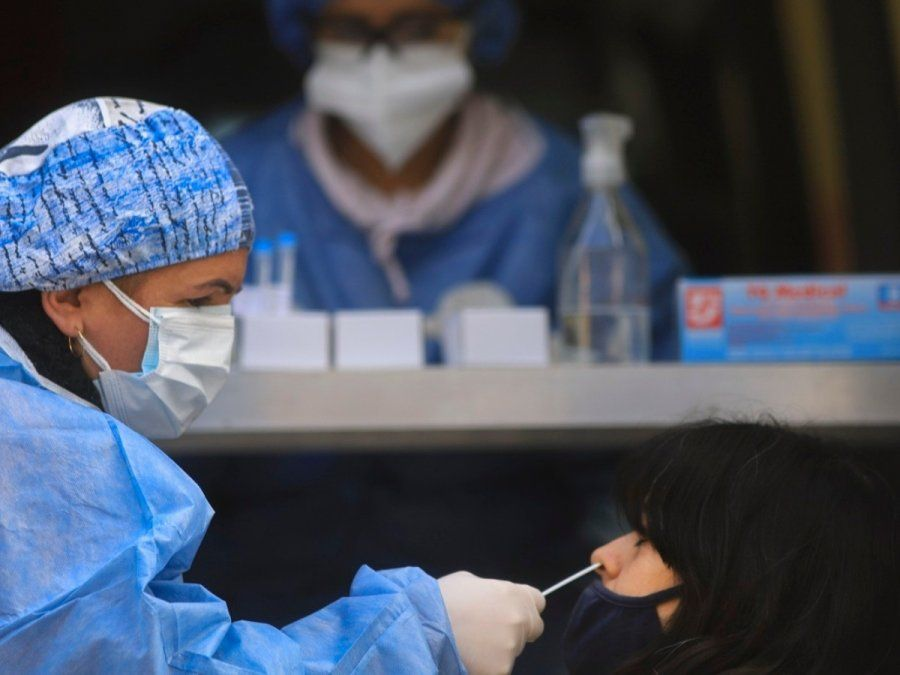 Córdoba reportó 21 muertos y 1.961 nuevos casos de coronavirus en las últimas 24 horas.