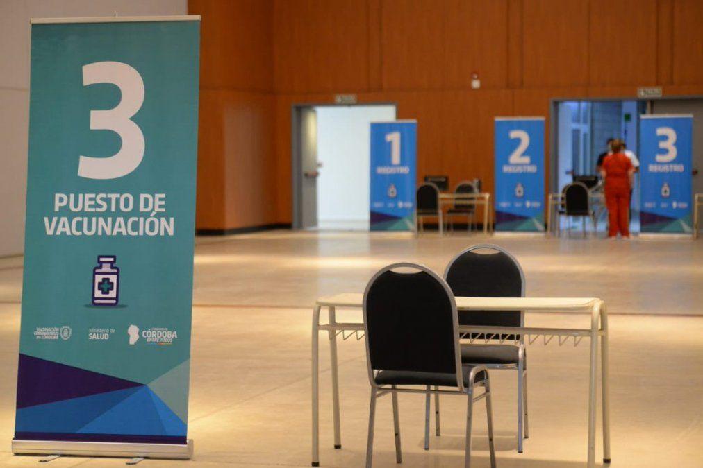 Sigue a buen ritmo la campaña de vacunación en Córdoba