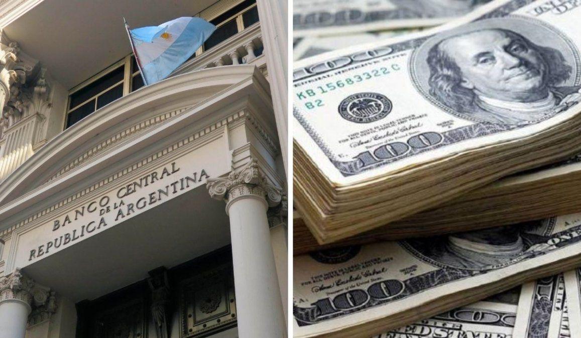 El interés por desprenderse de pesos es cada vez mayor.