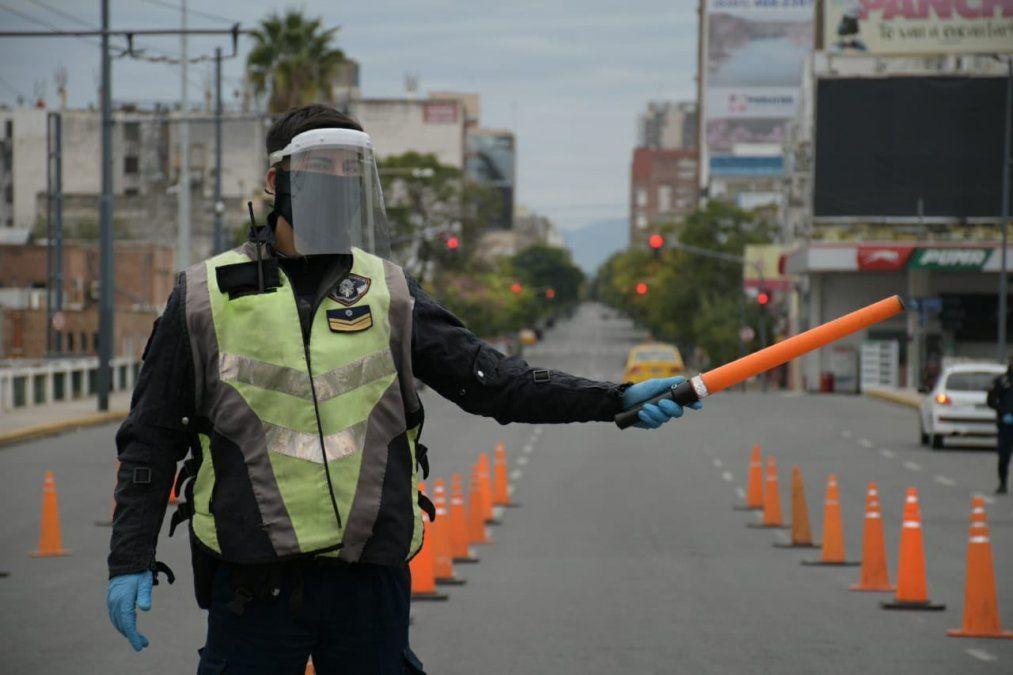 Video de impactante persecución policial que pudo terminar en tragedia