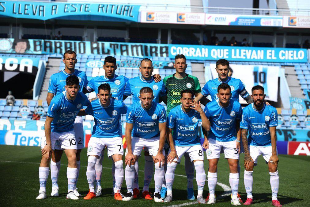 Belgrano goleó a Chacarita y se prende en la discusión