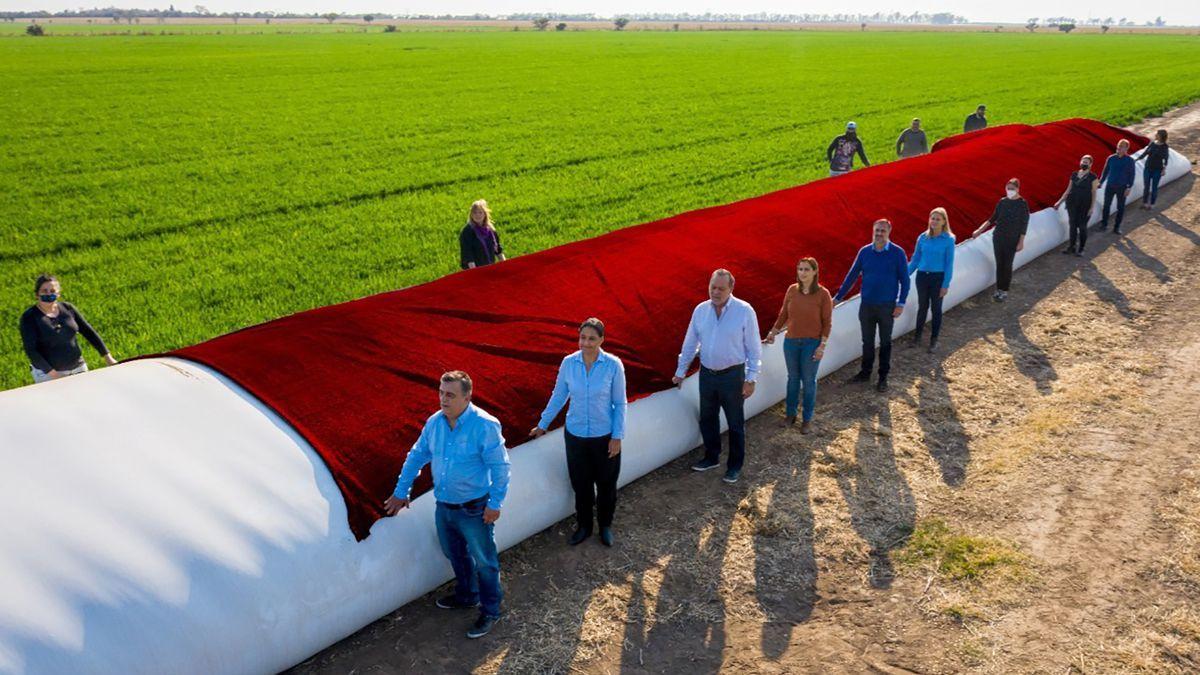 Negri:La Nación se lleva el 66% de lo que produce el campo cordobés