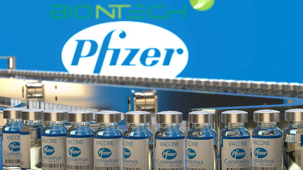 Pfizer confirmó que su vacuna es segura para niños de 5 a 11 años