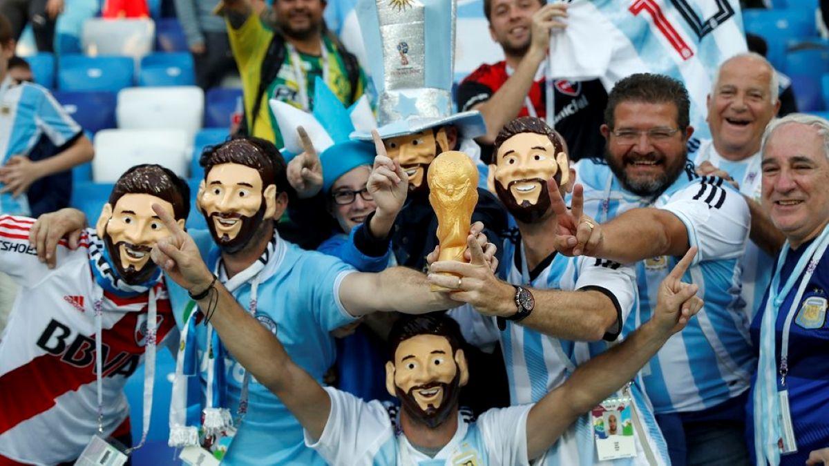 Argentina jugará con público ante Bolivia por Eliminatorias