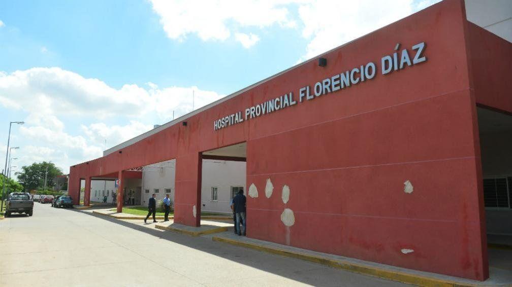 Sucedió en el Hospital Florencio Díaz