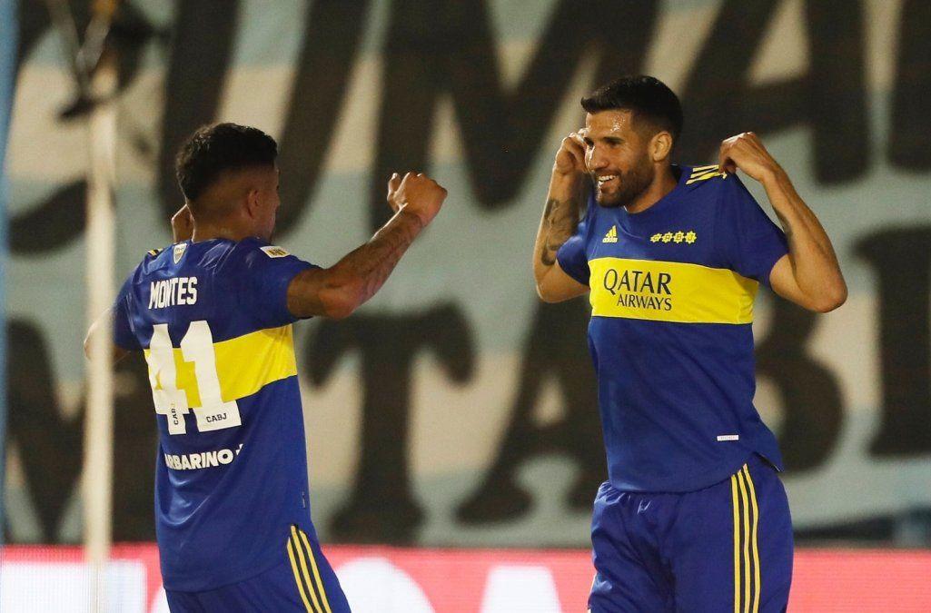 Boca sufrió, pero le ganó con justicia a Atlético Tucumán