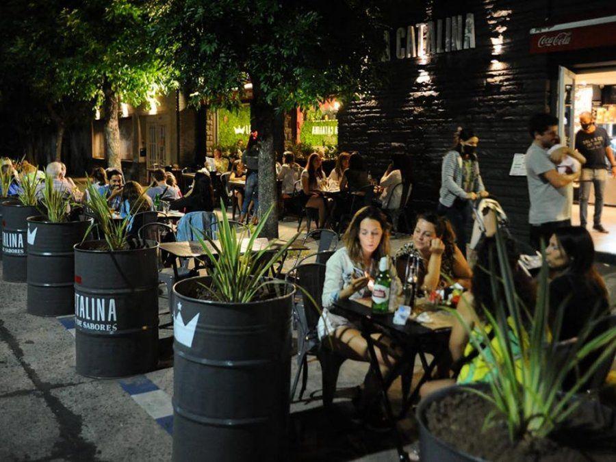 Día del Amigo con bares repletos en Córdoba