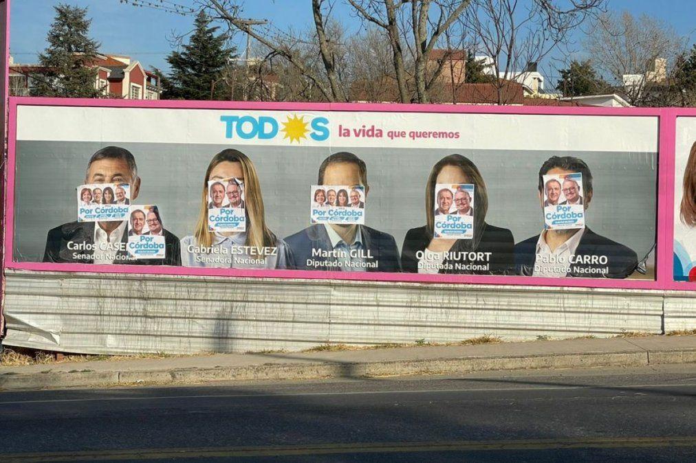 ¿Qué opinan en Córdoba sobre las propagandas políticas?