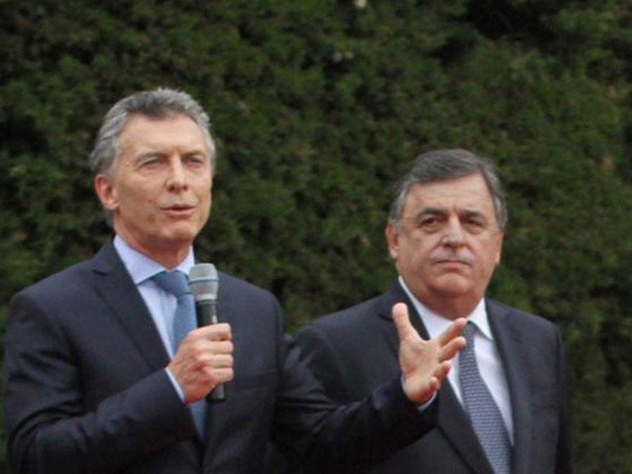 Negri agradecido a Macri por el apoyo previo a las PASO