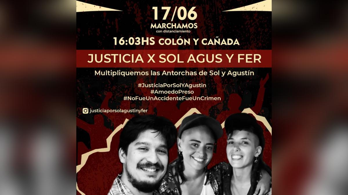 Tragedia de Circunvalación: familiares de las víctimas marchan por justicia.
