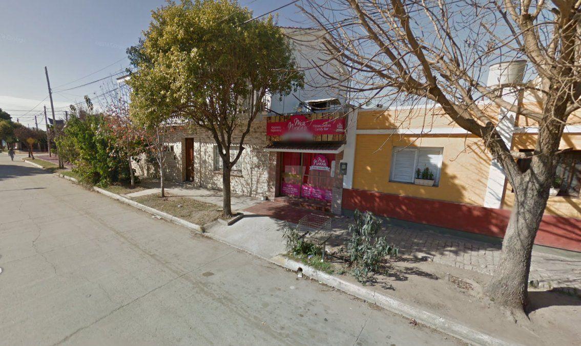 El crimen sucedió en calle Contardo Ferrini al 158
