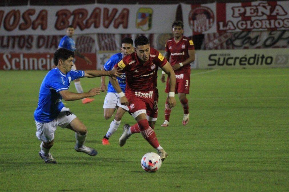 Belgrano igualó ante San Martín en Tucumán