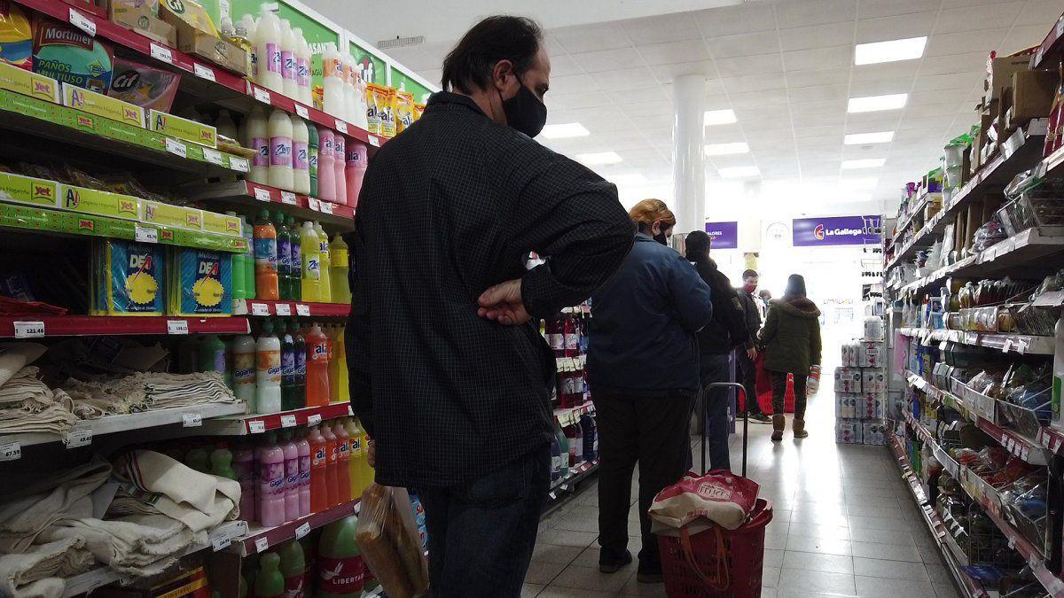 En los últimos 12 meses la inflación argentina volvió a superar el 50%.