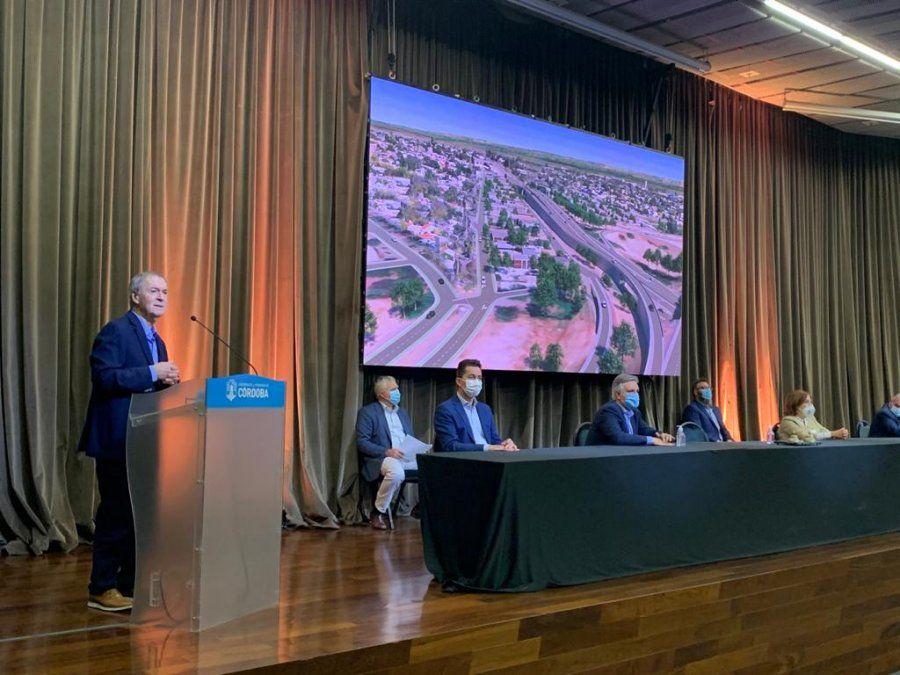 Schiaretti: Córdoba tiene voluntad de progreso