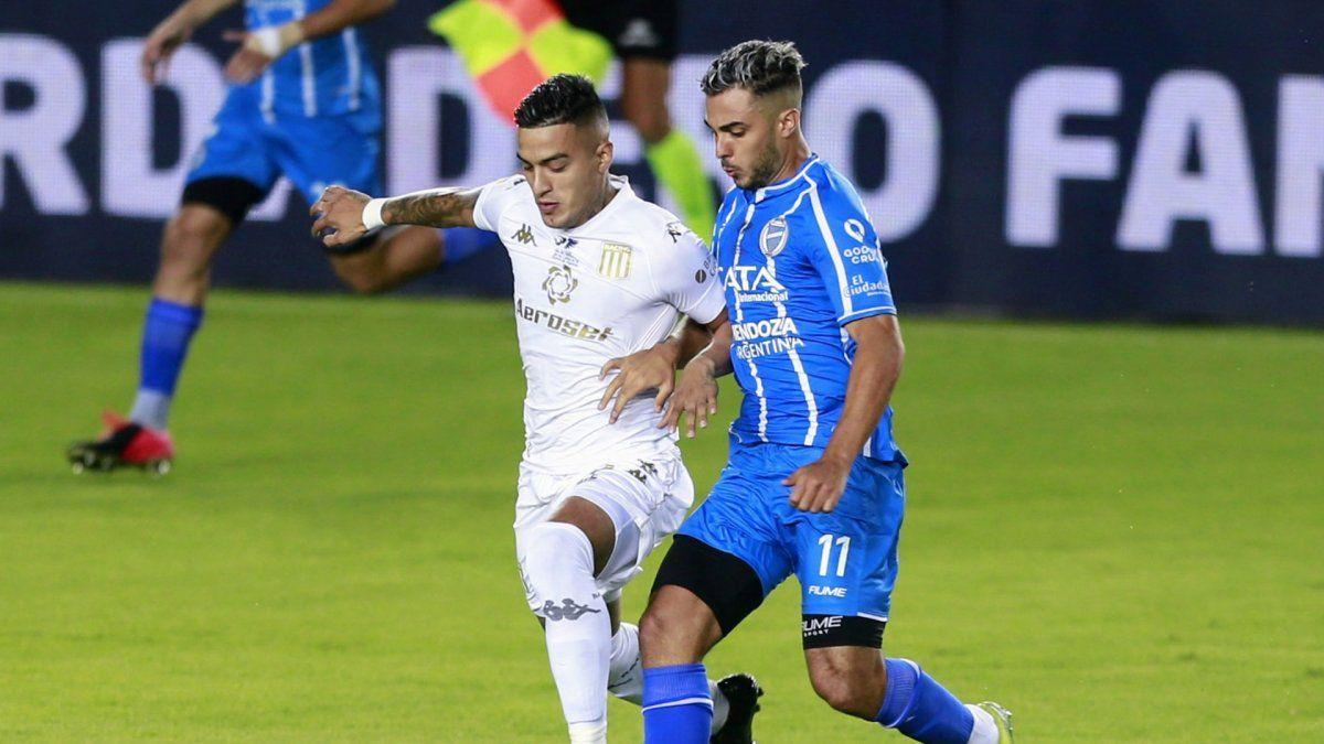 Racing y Godoy Cruz juegan en el Kempes por Copa Argentina