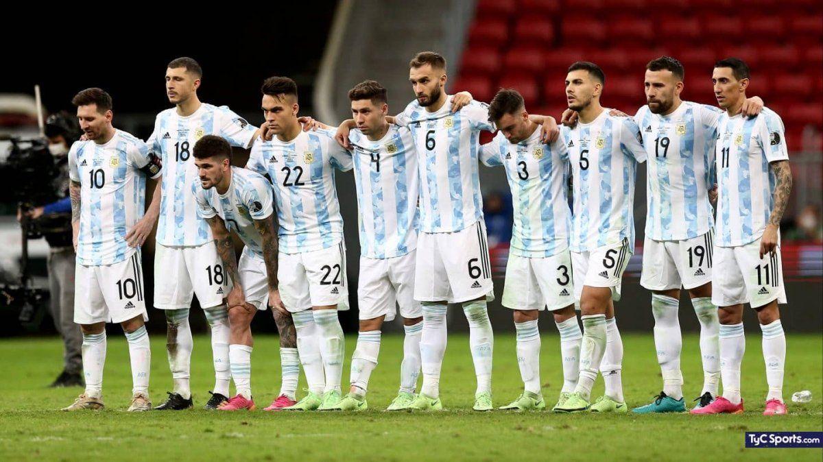 Messi y Argentina por la gloria de América