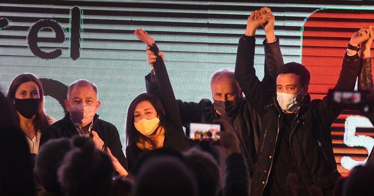Luis Juez cerró campaña en Córdoba y definió al Frente de Todos como enemigo