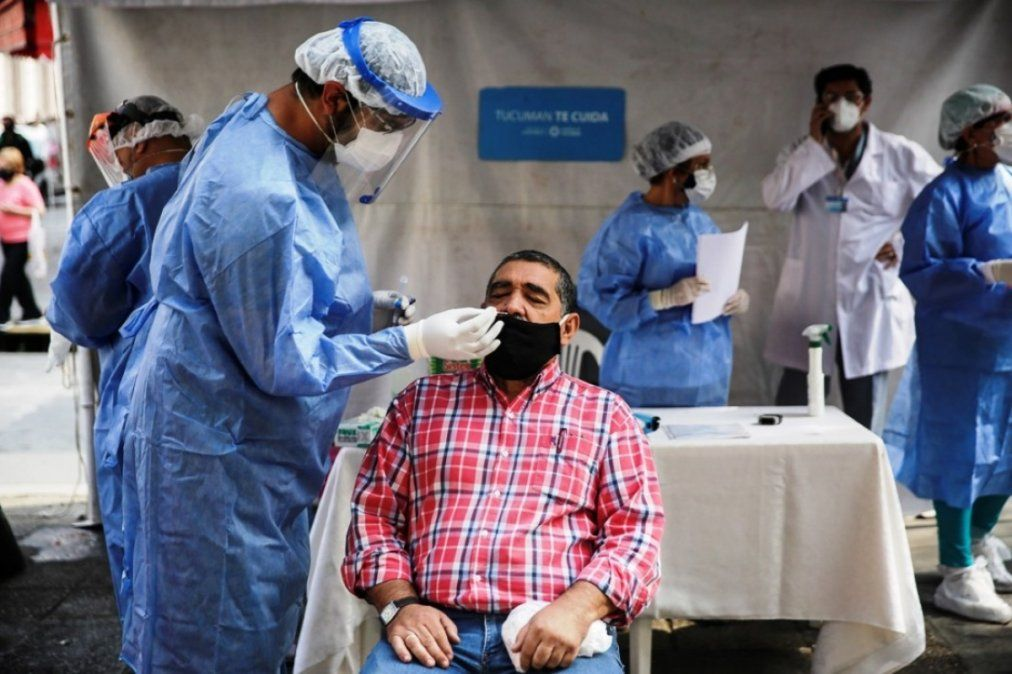 Coronavirus: siete muertes y 121 nuevos casos en Córdoba