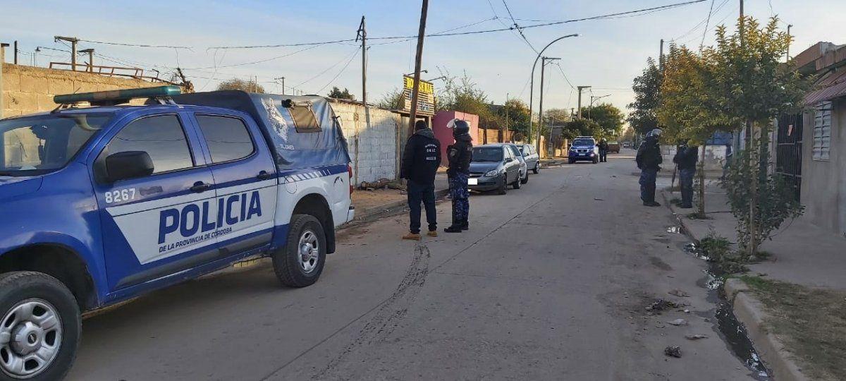 Operativo en Marqués por robos en zona norte.